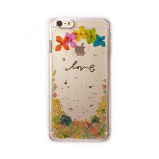 only one 真花ケース Iris iPhone 6s/6