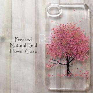 only one 真花ケース Dryad iPhone SE/5s/5