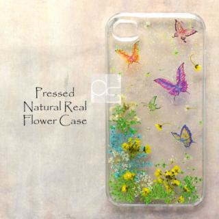 only one 真花ケース Reezena iPhone SE/5s/5