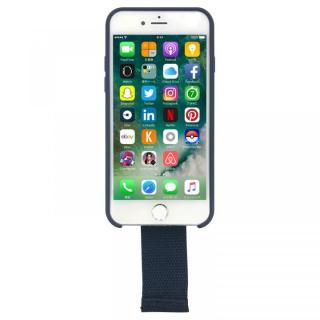 【iPhone8/7/6s/6ケース】RODEO CROWNS ベルト付きシリコンケース ネイビー iPhone 8/7/6s/6_1