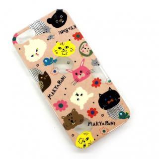 MAKYARONI モバイルケース iPhone5 ピンク