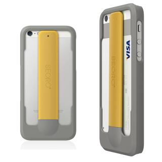 RollingCase  iPhone5(グレー/イエロー)