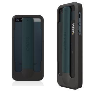 RollingCase  iPhone5(ブラック/ダークブルー)