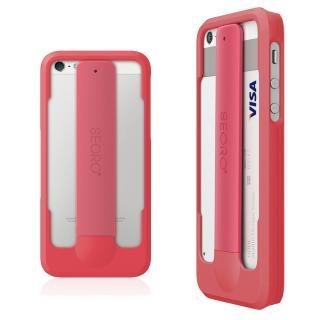 iPhone SE/5s/5 ケース RollingCase  iPhone5(ツートンピンク)