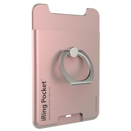 iRing Pocket ローズゴールド_0