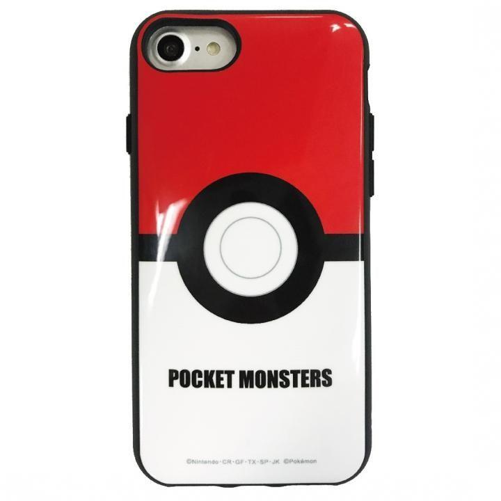 iPhone8/7/6s/6 ケース ポケットモンスター IIIIfi+(R)(イーフィット) モンスターボール iPhone 8/7/6s/6_0
