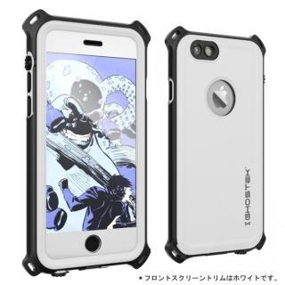 防水/防雪/防塵/耐衝撃ケース IP68準拠 Ghostek Nautical ホワイト iPhone 6s/6【8月下旬】