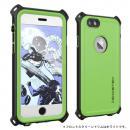 防水/防雪/防塵/耐衝撃ケース IP68準拠 Ghostek Nautical グリーン iPhone 6s/6【1月下旬】