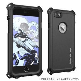 防水/防雪/防塵/耐衝撃ケース IP68準拠 Ghostek Nautical ブラック iPhone 6s/6【8月下旬】