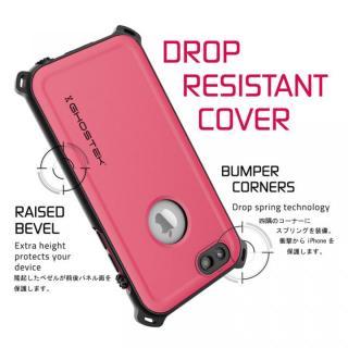 【iPhone6s/6ケース】防水/防雪/防塵/耐衝撃ケース IP68準拠 Ghostek Nautical ピンク iPhone 6s/6_3
