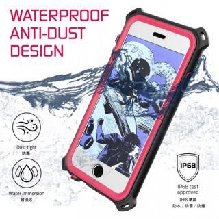 【iPhone6s/6ケース】防水/防雪/防塵/耐衝撃ケース IP68準拠 Ghostek Nautical ピンク iPhone 6s/6_4