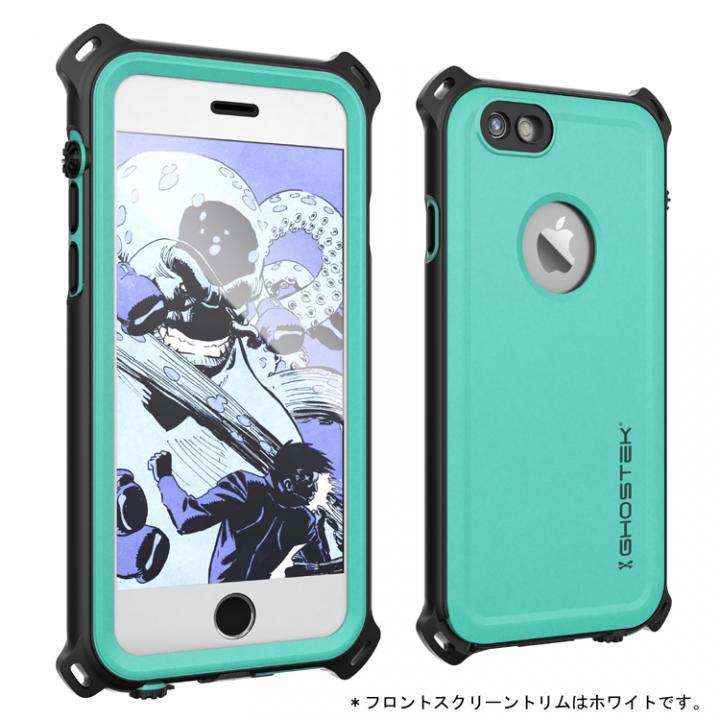 iPhone6s/6 ケース 防水/防雪/防塵/耐衝撃ケース IP68準拠 Ghostek Nautical ブルー iPhone 6s/6_0