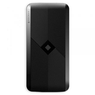 HACRAY 4in1マルチ充電ケーブル内蔵型 ワイヤレスモバイルバッテリー ブラック【10月下旬】