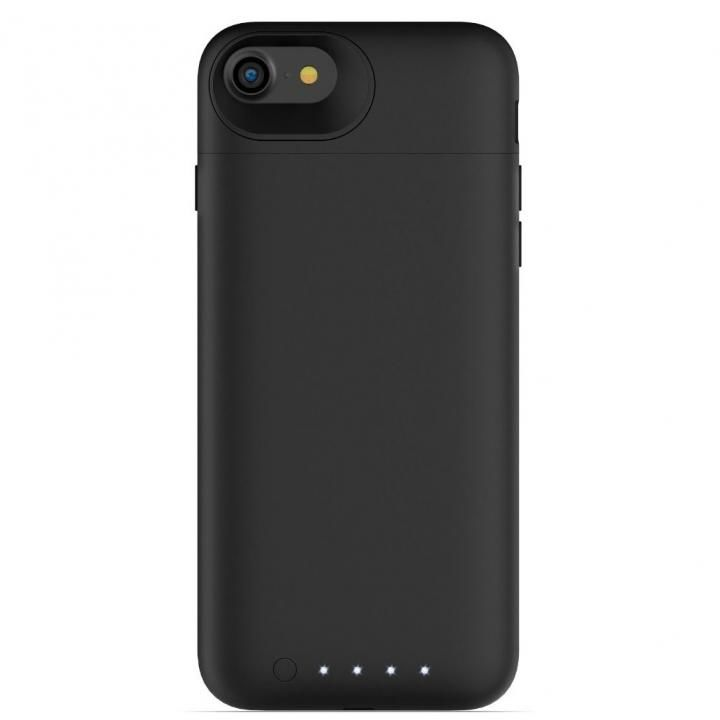 【iPhone8/7ケース】juice pack air バッテリー内蔵iPhoneケース ブラック iPhone 8/7_0