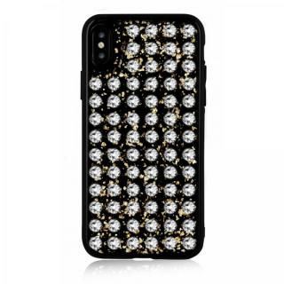 iPhone XS/X ケース Bling My Thing Extravaganza ブラック/CRYSTAL iPhone XS/X