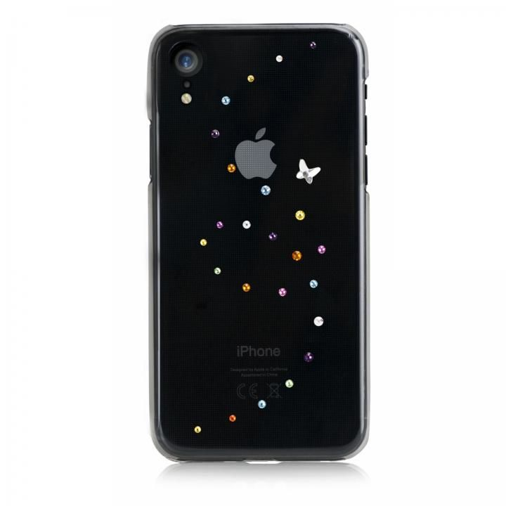【iPhone XRケース】Bling My Thing Papillon スワロフスキー COTTON CANDY iPhone XR【11月上旬】_0