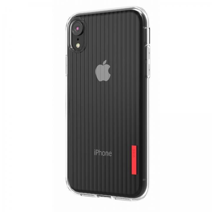 【iPhone XRケース】VRS DESIGN(VERUS) Crystal Fit Label クリアTPUケース iPhone XR_0