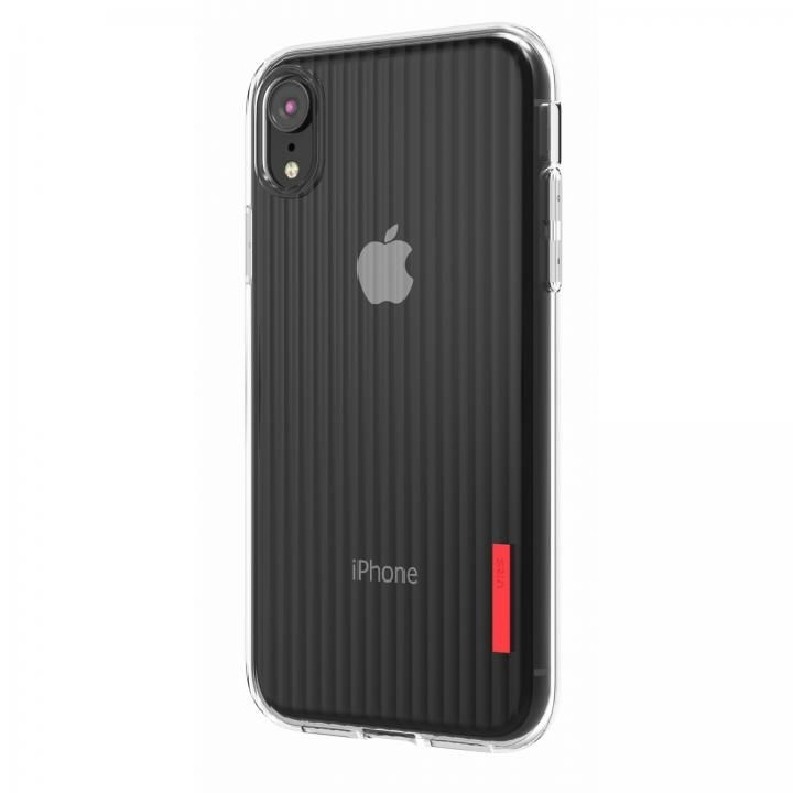 iPhone XR ケース VRS DESIGN(VERUS) Crystal Fit Label クリアTPUケース iPhone XR_0