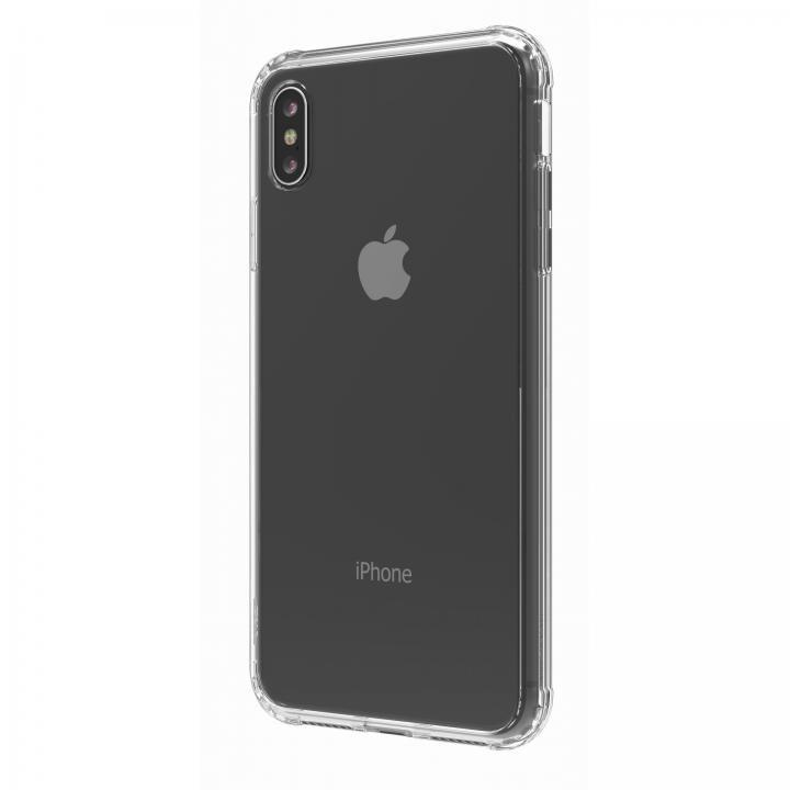 VRS DESIGN(VERUS) Crystal Chrome クリアTPUケース iPhone XS Max