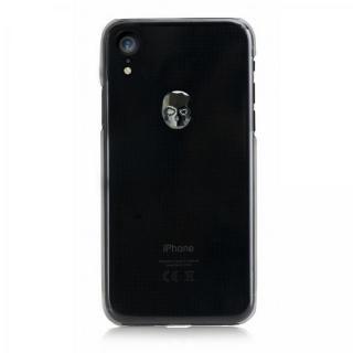 【iPhone XRケース】Bling My Thing Treasure スワロフスキー クリア/HEMATITE SKULL iPhone XR【11月上旬】