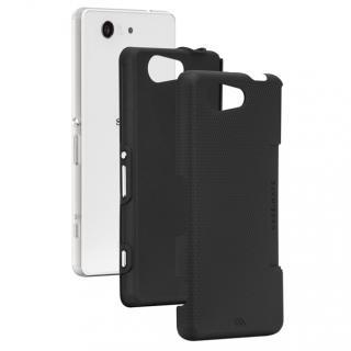 ハイブリッドケース ブラック/ブラック Xperia Z3 Compact_5