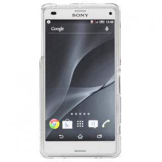 ハイブリッドタフケース クリア Xperia Z3 Compact_3
