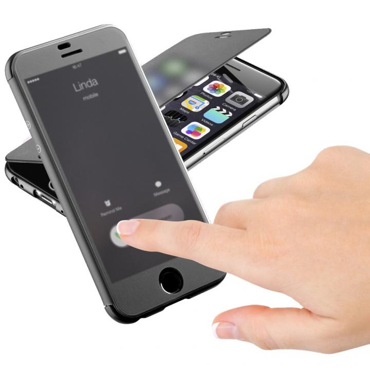 iPhone6s/6 ケース Cellularline 手帳型ケース Book Touch iPhone 6s/6_0