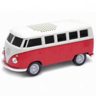 車型スピーカー Auto Speaker VW T1 Bus レッド