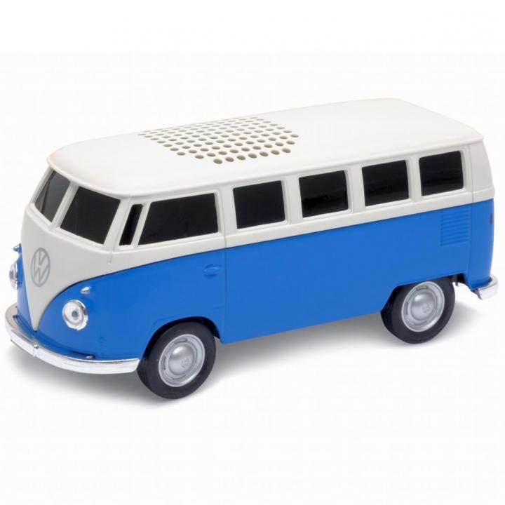 車型スピーカー Auto Speaker VW T1 Bus ブルー_0
