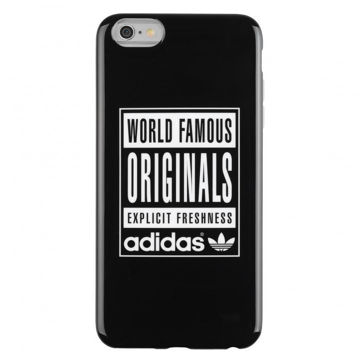 iPhone6s Plus/6 Plus ケース adidas Originals TPUケース World Famous iPhone 6s Plus/6 Plus_0