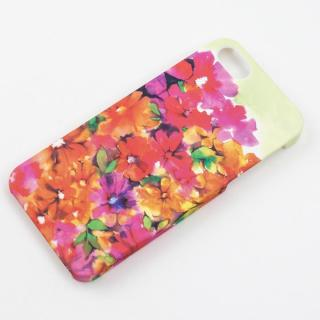 jitty iPhone SE/5s/5ケース Flower watercolor
