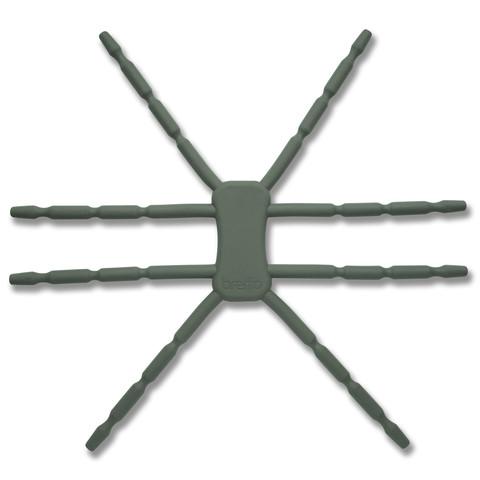 8本多関節 タブレット用マルチスタンド Breffo SpiderPodium グラファイト_0
