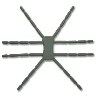 8本多関節 タブレット用マルチスタンド Breffo SpiderPodium グラファイト