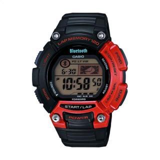 フィットネスアプリケーション連携 スポーツ時計 オレンジ