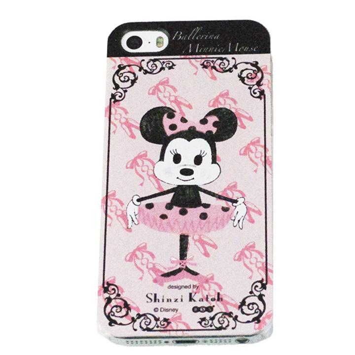 iPhone SE/5s/5 shinzi katoh × ディズニーケース ミッキー バレリーナ iPhone SE/5s/5ケース_0