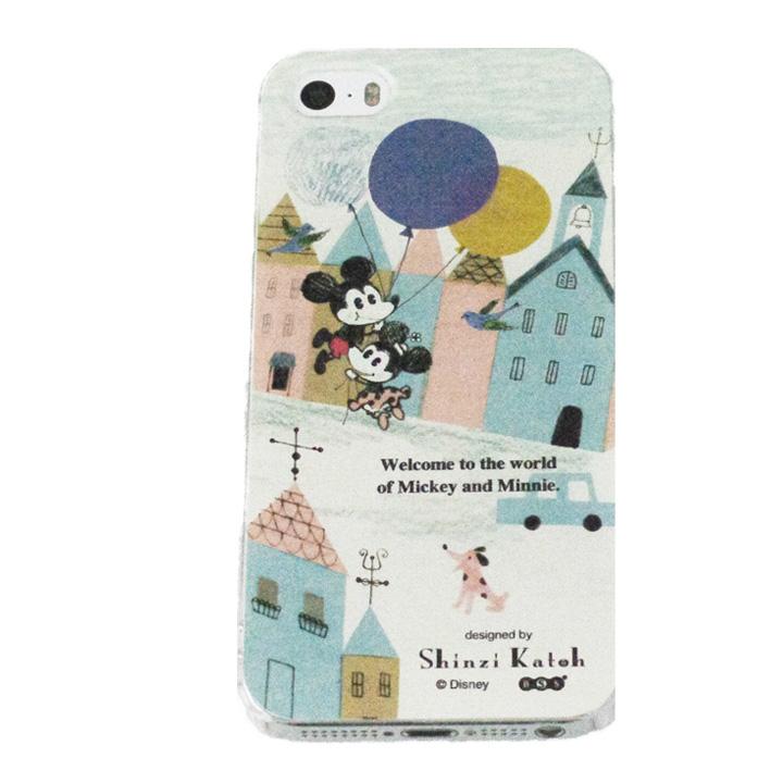 iPhone SE/5s/5 shinzi katoh × ディズニーケース ミッキー バルーン iPhone SE/5s/5ケース_0