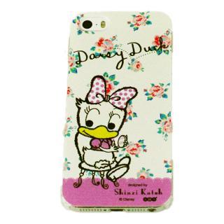 shinzi katoh × ディズニーケース デイジー iPhone SE/5s/5ケース