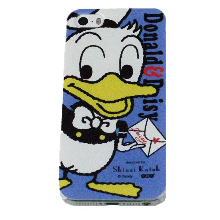 iPhone SE/5s/5 shinzi katoh × ディズニーケース ドナルド マリン iPhone SE/5s/5ケース_0
