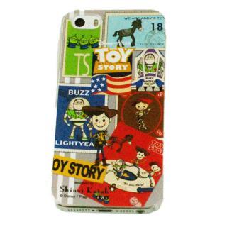 shinzi katoh × ディズニーケース トイ・ストーリー スタンプ iPhone SE/5s/5ケース