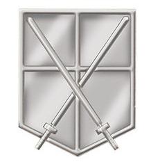 進撃の巨人 ピンズ 訓練兵団