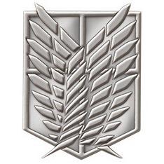 進撃の巨人 ピンズ 調査兵団