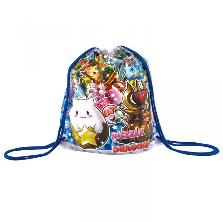 パズドラ お菓子ナップサック 菓子5点入り_0