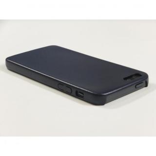 【iPhone SE/5s/5ケース】極薄1.3mmPUレザーケース Zula ネイビー iPhone SE/5s/5ケース_3