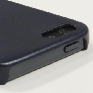 【iPhone SE/5s/5ケース】極薄1.3mmPUレザーケース Zula ネイビー iPhone SE/5s/5ケース_5