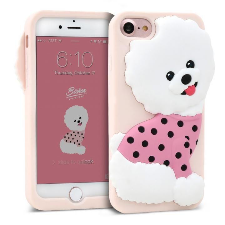 iPhone8/7/6s/6 ケース WITTY LOOK シリコンケース ピジョン iPhone 8/7/6s/6_0
