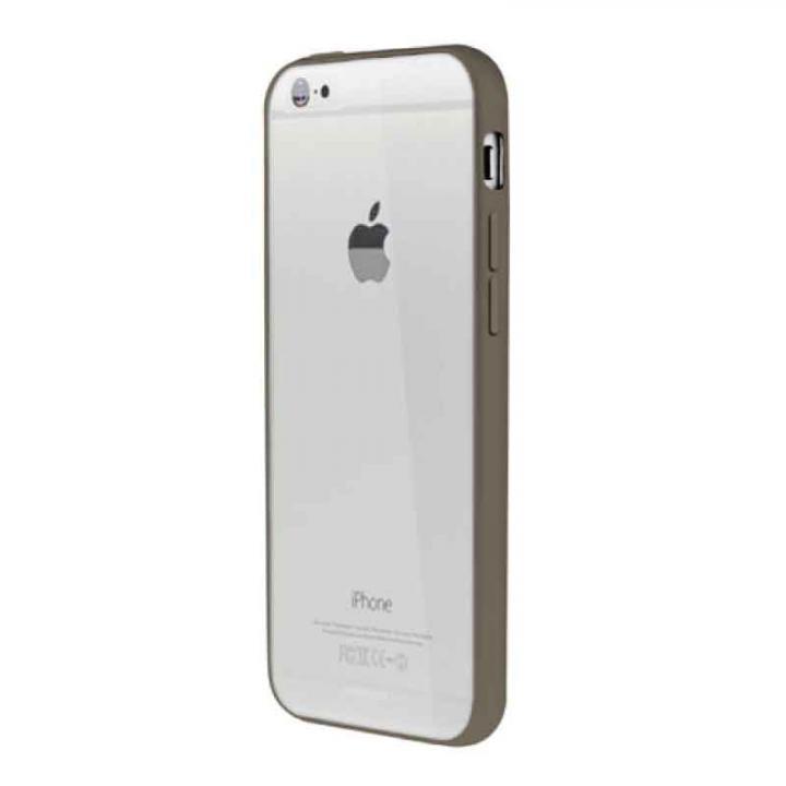 【iPhone6ケース】Aircraft Clear ブロンズ iPhone 6バンパー_0