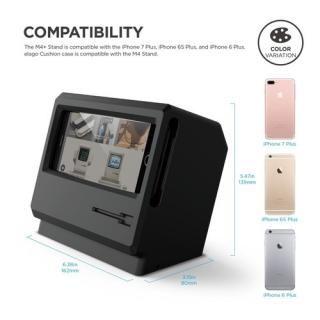 elago M4 Plus STAND for iPhone 8 Plus/7 Plus / 6s Plus / 6 Plus ブラック_8