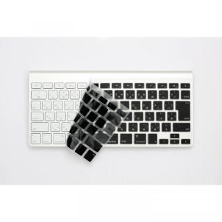 キースキン MacBook Air 13 & Pro Retina用 キーボードカバー ブラック