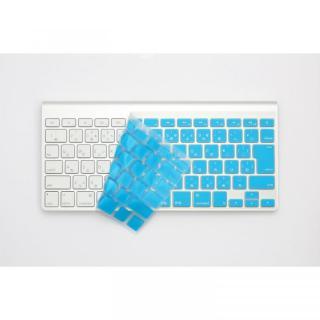 【9月中旬】[AppBank先行]キースキン MacBook Air 13 & Pro Retina用 キーボードカバー ブルースカイ