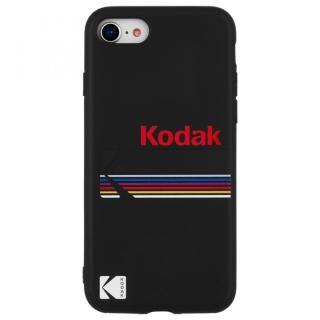 iPhone8/7/6s/6 ケース Case-Mate Kodak iPhoneケース Matte Black+Shiny Black Logo iPhone 8/7/6s/6
